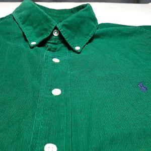 Ralph Lauren corduroy shirt